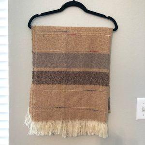 Sole Society blanket scarf